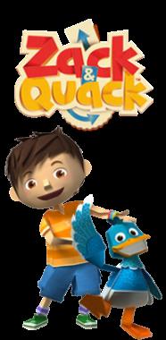 Juegos Zack y Quack