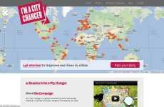 ONU Habitat: City Changer Project en Google Maps.