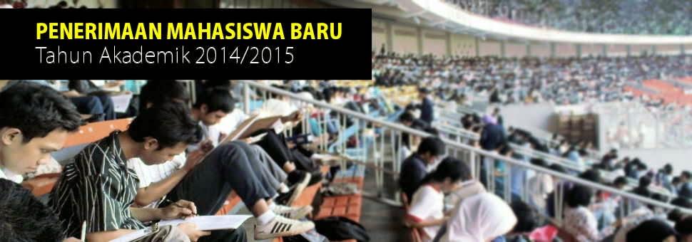Pendaftaran USM Stan 2014
