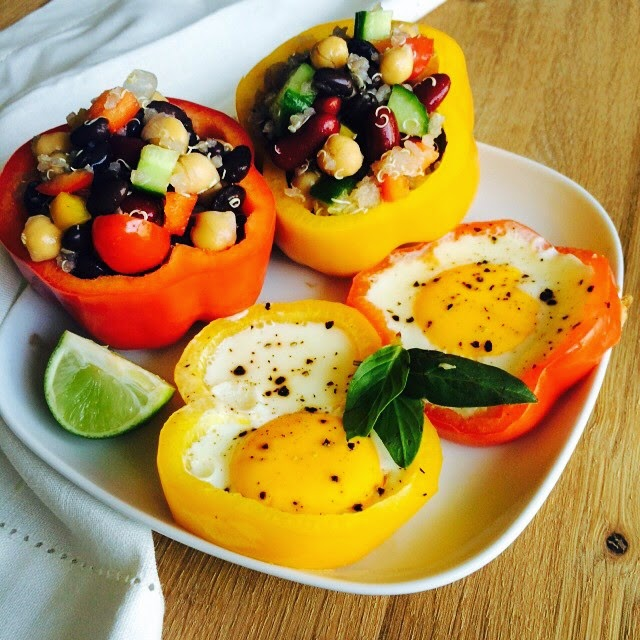 Beans and Quinoa Salad Recipe