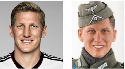 [Bola] Schweinsteiger Geram Disamakan dengan Pasukan Nazi