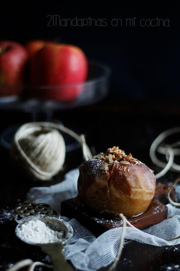 Manzanas rellenas. Las mejores recetas de mi madre de Joan Roca