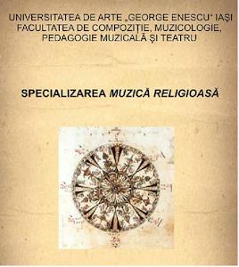 Specializarea Muzică Religioasă