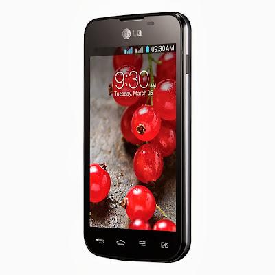 LG OPtimus L5IIE455