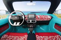 Citroën Cactus M Concept (2015) Dashboard