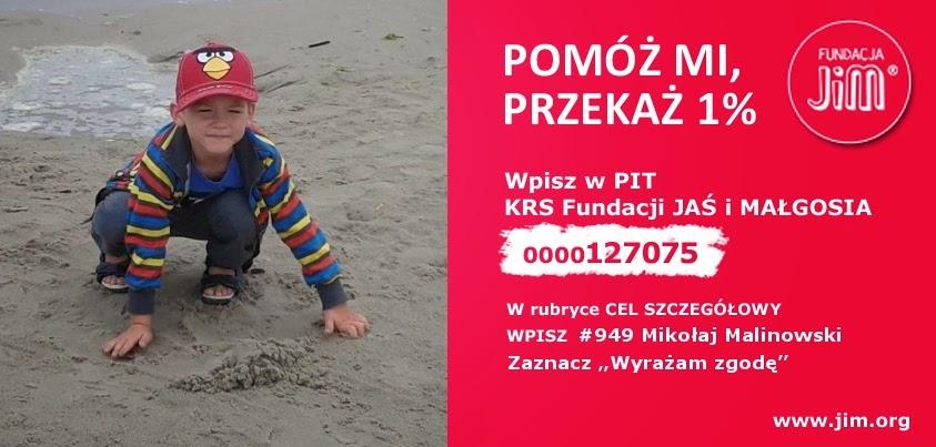 Pomóżmy Mikołajkowi