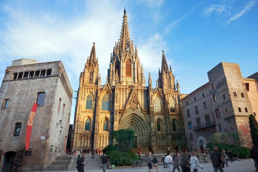 Catedral Barcelona - Escapada Barcelona