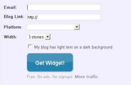 Cara Memasang LinkWithin di Blogspot