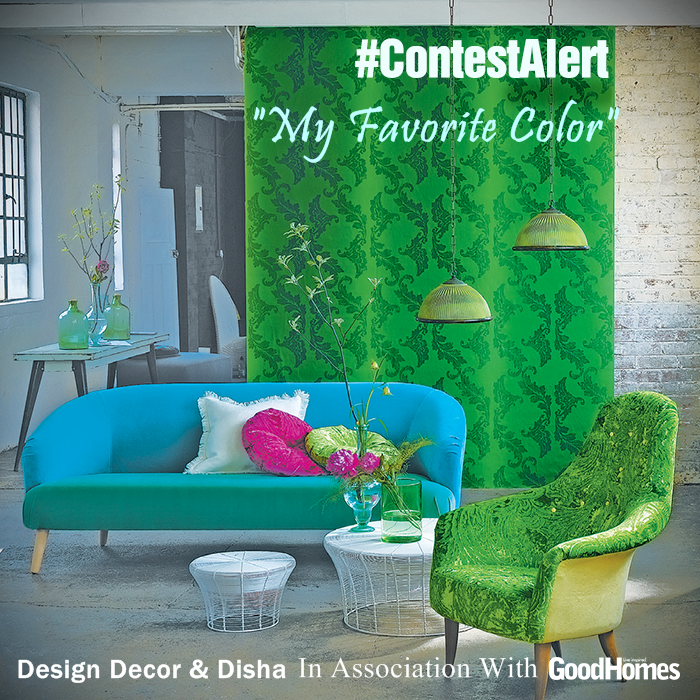 GoodHomes Blogger Contest