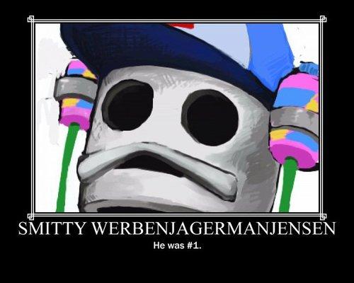Smitty Werbenjagermanjensen - He Was Number 1
