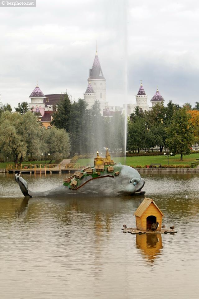 поселок совхоза имени ленина московская область