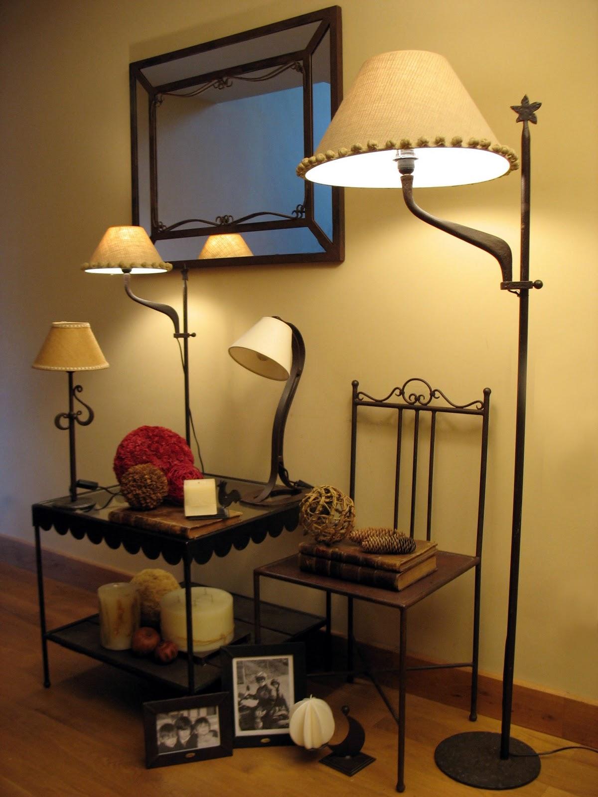 Tocaferro by jl padial muebles de forja mil ideas que - Muebles en forja ...