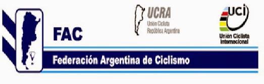 Federacion Argentina de Ciclismo de Pista y Ruta
