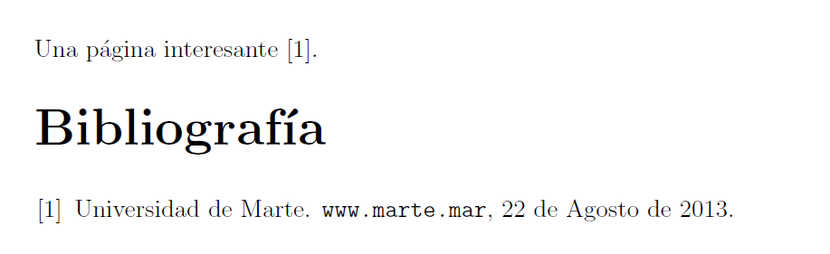 Apa for bibliography