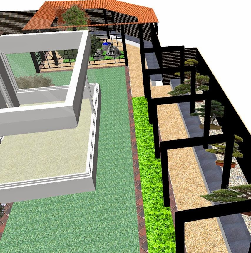 A Life Designing Japanese Garden Design In Reading