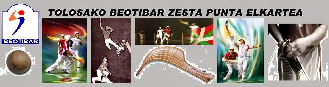 Tolosako Beotibar Zesta-Punta Elkartea