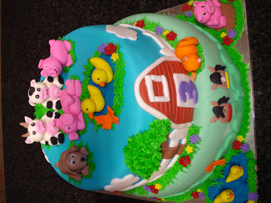 Simone&#39;s Farm Cake