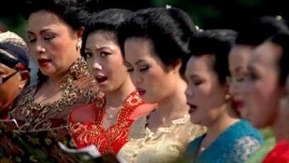 Bahasa Indonesia sebagai identitas bangsa. Gambar: pesatnews.com