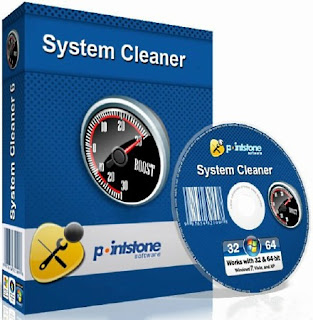 Pointstone System Cleaner 7.6 Crack With Serial Key Full Version Free Download