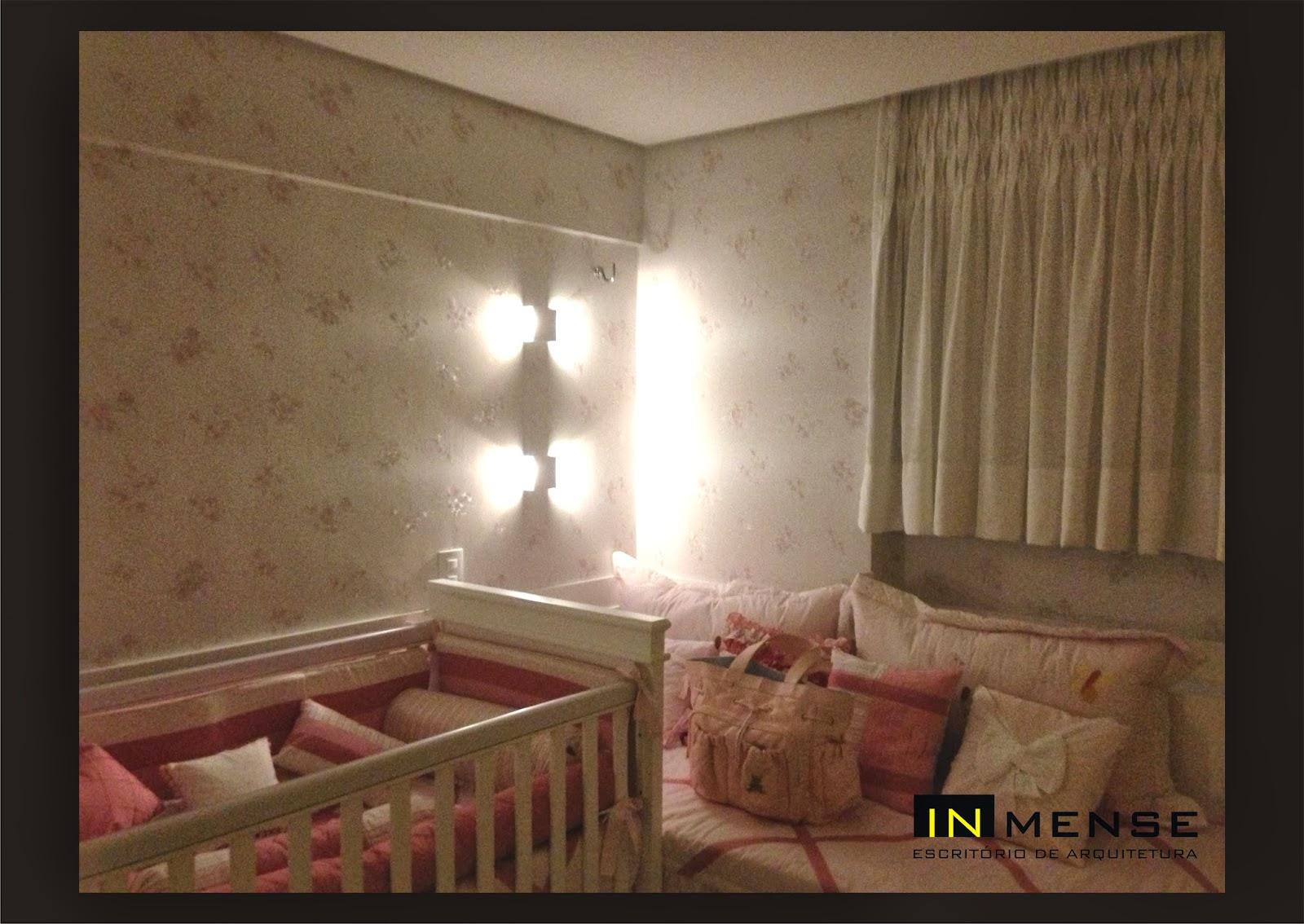INmense Arquitetura Projetos de Quartos de Bebês