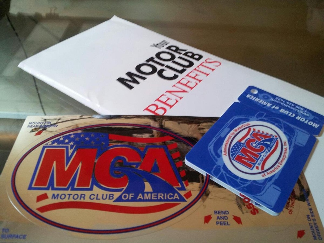 what is mca motor club of america