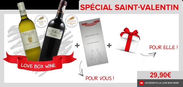 La Love Box Wine