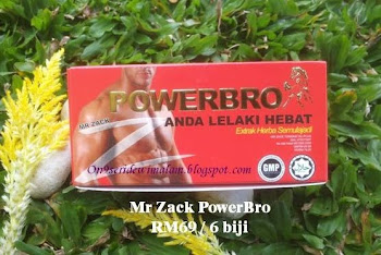 Mr Zack Powerbro