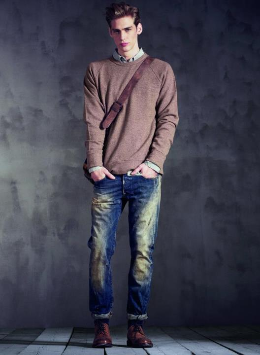 Replay Men 39 S Jeans Fashion Fall Winter Collection 2012 Reply Menswear