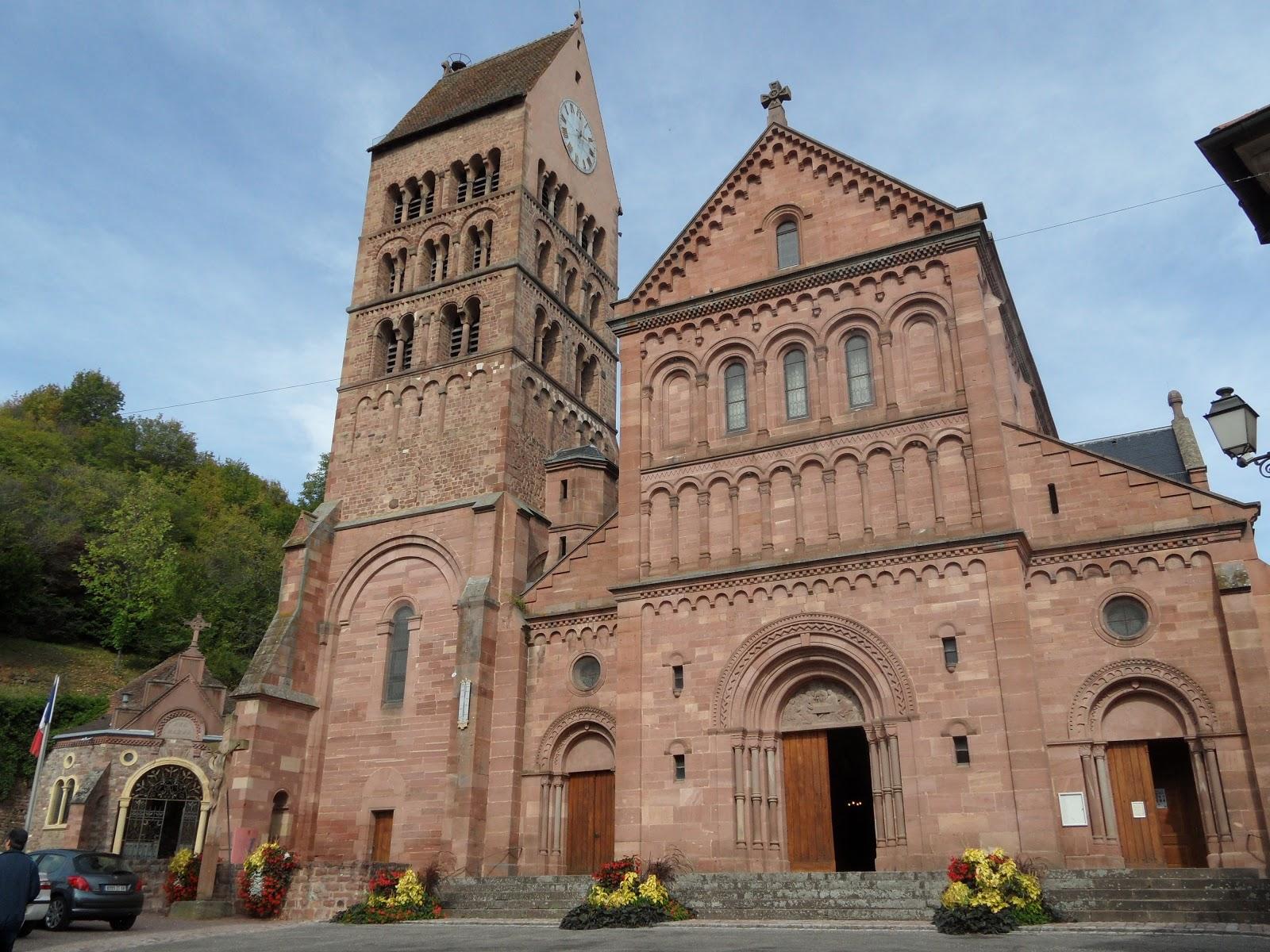 Gueberschwihr - Eglise la porte ouverte culte en direct ...