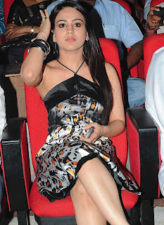 Actress Aksha Picture Gallery at Body Guard Audio Launch