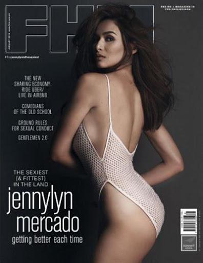 Jennylyn Mercado - FHM Philippines July 2015 PDF Download