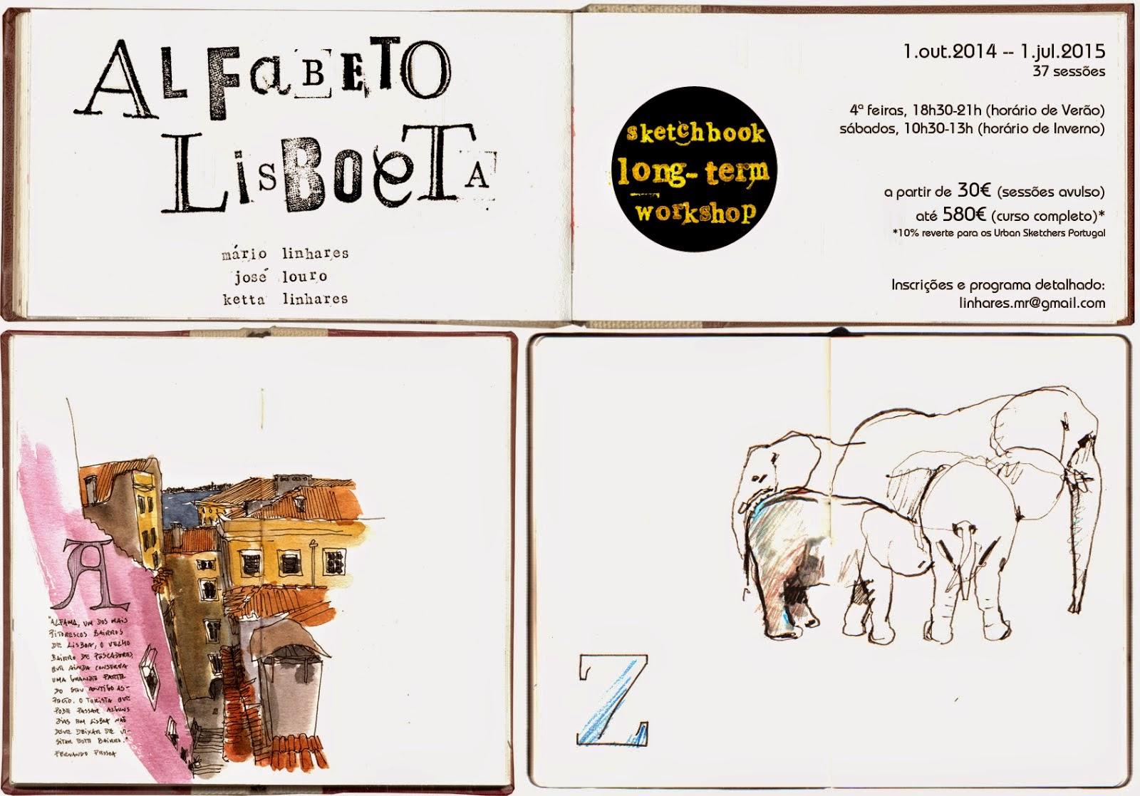 Alfabeto Lisboeta 2014/15