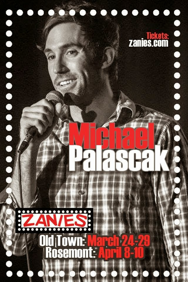 Michael Palascak LIVE @ Zanies!