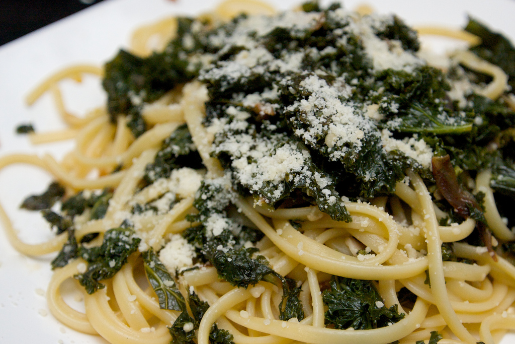 ... kale with garlic and onion melting tuscan kale spaghetti with