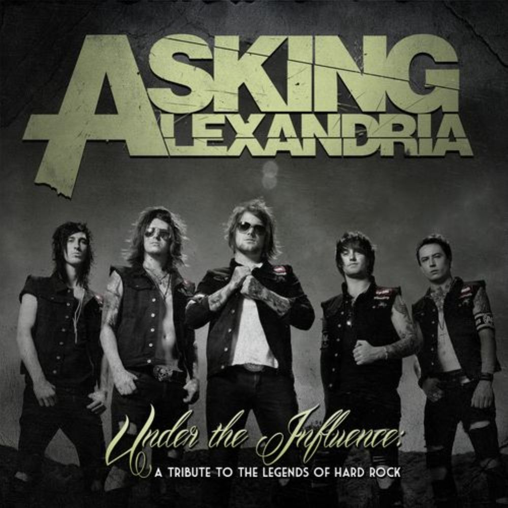 GAMES AND DISCOGRAPHYS: Asking Alexandria Discografia Completa