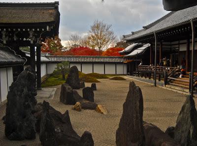 Tofuku-ji Hojo garden