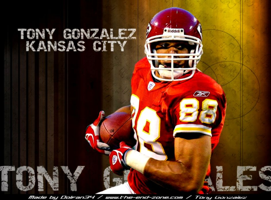 TE Tony Gonzalez Might Be Traded To The New York Giants