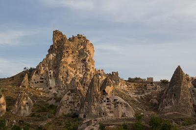 Uchisar Capadocia - Viaje a Turquia