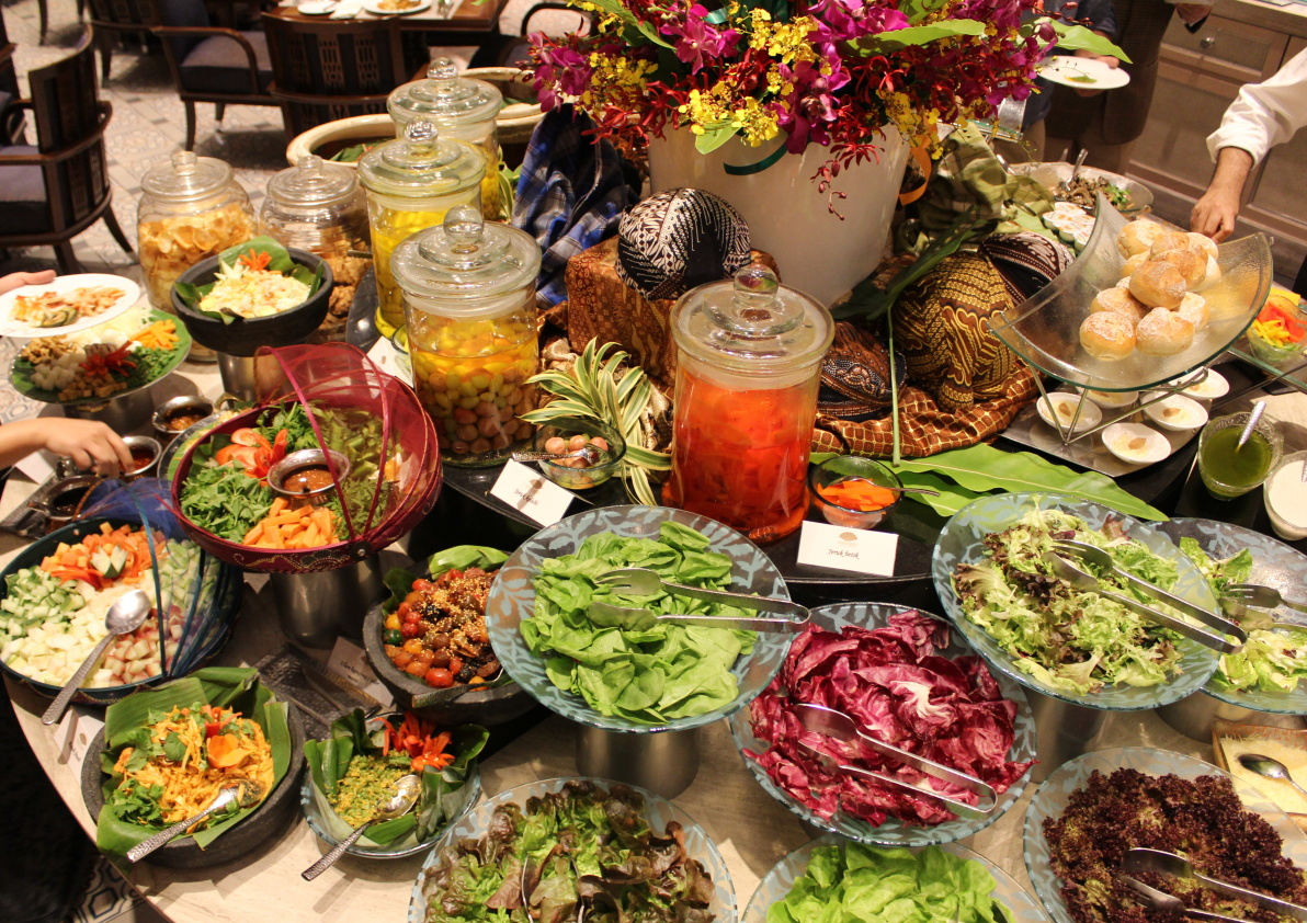 Amazing Salads Menu Buka Puasa