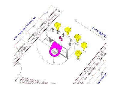 Trabajo en Forja - Botellero en Forja en Madrid - Diseño