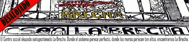 C.S.O.A. La Brecha