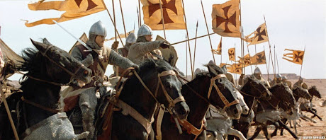 The Knights Templar - Deus lo vult - God wills it