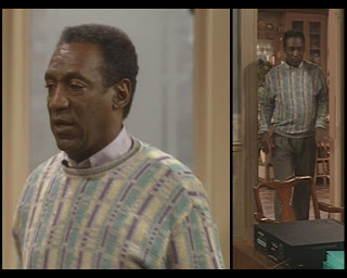 The Cosby show fashion blog Cliff Huxtable Bill Cosby sweater
