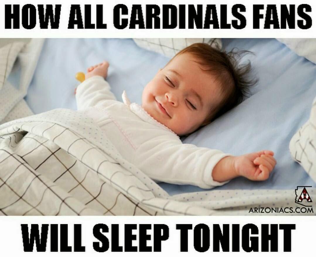 how all cardinals fans will sleep tonight