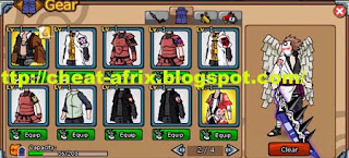 Hack Clothing & Skill Clan