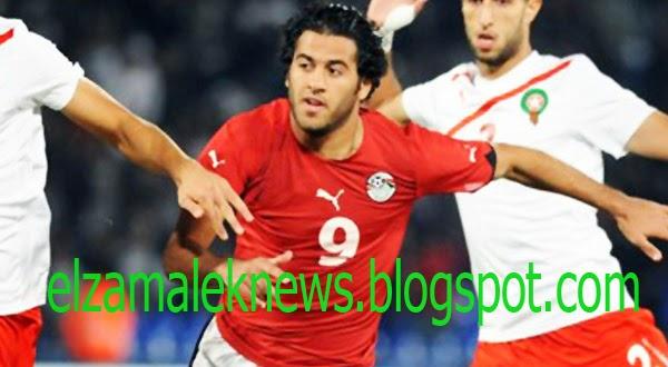 مروان محسن مهاجم بتروجيت الدولي