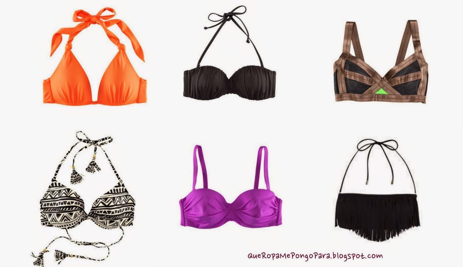 outfits para chicas de busto prominente COMO VESTIRME SI TENGO PECHOS GRANDES - Que ropa me pongo para disimular senos grandes