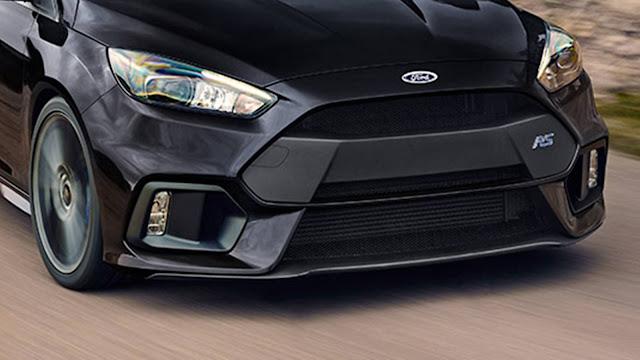 2016 Ford Focus Preto