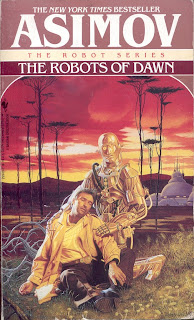 Novel - The Robots of Dawn - Isaav Asimov (published in 1983)