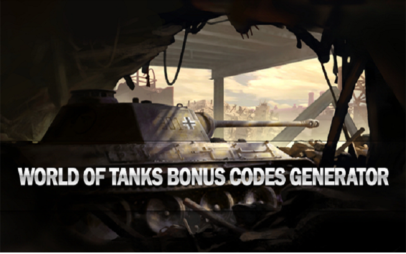 We Remind You That Can Use A Bonus Code Only After Get World Of Tanks Account Thus Please Register At Log In And Check